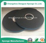 Tiras de espuma de poliuretano de caucho EPDM de cintas adhesivas de espuma de PVC