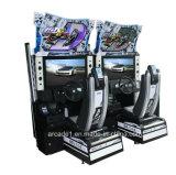 De nieuwste Machine van het Spel van de Autorennen van Simulater van het Spel van de Arcade Aanvankelijke D8