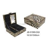 Модная Коробка Ювелирных Изделий Типа Леопарда Тенденции