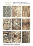 Fabricación de las alfombras del penacho hecha en China