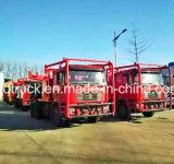 SHACMAN 로그 트레일러, 로그 트랙터, 로그 트럭, 로그 트레일러