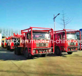 SHACMAN Protokolschlußteil, protokollierender Traktor, protokollierender LKW, protokollierender Schlussteil