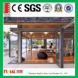Geïsoleerde laag-E van uitstekende kwaliteit het Verglazen van de Schuifdeur van het Aluminium