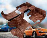 Couvre-tapis en cuir du véhicule 5D pour Porsche Panamera