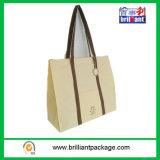 Мешок Tote PP высокого качества Non сплетенный прочный, хозяйственная сумка