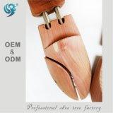 人の正常な拡張可能木製の靴の伸張器のアクセサリ