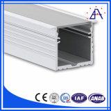 La maggior parte dei indicatori luminosi di alluminio popolari dell'acquario dell'alloggiamento DIY LED