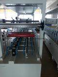 熱い溶解の接着剤のTUVによって証明される木工業包む機械を飾るMDFの家具