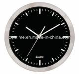 Marco de metal, clásico reloj de pared grande en venta caliente