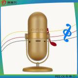 금속 마이크 Subwoofer Bluetooth 스피커