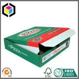 [فلإكسو] لون طبعة يغضّن ورق مقوّى ورقة بيتزا يعبّئ صندوق