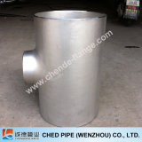 Sans soudure en acier inoxydable Raccords de tuyauterie industrielle le raccord en T