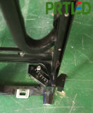 El panel de visualización curvado aluminio de fundición a presión a troquel de LED con el ajustador del ángulo para P3.91, P4.81, P5.95, P6.25