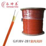 GJFJBV-2B1 Indoor Câble à fibre optique haute qualité