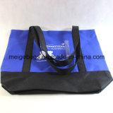 Non сплетенный мешок Tote покупкы полипропилена, с конструкцией способа