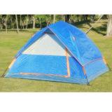 屋外のキャンプの3-4人の余暇の自動グループの防水テント