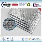 Folha de alumínio prateado reflexivo Thermo PE material de isolamento de bolha