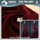 De normale Zwarte Stof van Abaya van de Perzik van de Wol
