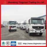 Sinotruk HOWO Camiones hormigonera/agitación de camión con 371CV