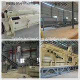 Chaîne de production automatique de forces de défense principale et de contre-plaqué