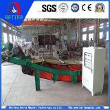 Separador magnético del hierro de la certificación de la ISO para procesar los materiales magnéticos de Fe/Iron/Ore/Weak