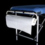 穴があいた使い捨て可能なベッド・カバーロール伸張器シート