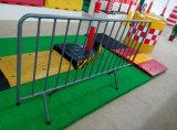 2000mm Temporário Metal Road Traffic Safety Barreira de estacionamento barreira de trânsito