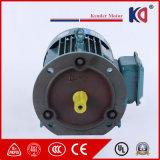 AC Motor de in drie stadia van de Inductie met 1HP 0.75kwMacht