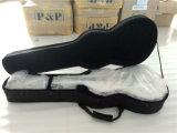 Fournisseur de certificat de BV/SGS---Guitare en bois courante de résonnateur de salon de corps de la Chine Aiersi