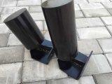 Guia lateral do rolete guia ajustável para o Transportador da Engrenagem Intermediária