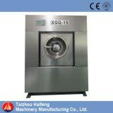 De Apparatuur van de wasserij/de Volledige Wasmachine Extractor/Xgq-15kg van de Wasserij van de Structuur van de Schok van de Opschorting