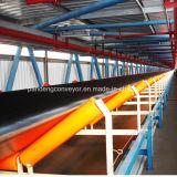 Correia transportadora resistente a ácidos e álcalis / Cinto transportador de nylon / Correia transportadora de borracha