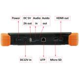 8インチのタッチ画面とプロ手持ち型CCTVの多機能のテスター