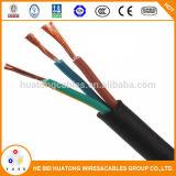 3 pvc van de kern 2.5mm2 isoleerde de Flexibele Kabel van de Draad met Vermeld Ce