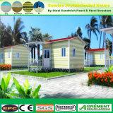 Estructura de acero de la luz metálicos prefabricados prefabricados Home Hotel Casa Villa