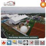 Doppelter Decker-Zelt für Golf-Ereignisse, zwei Fußboden-Zelte für Verkauf