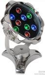24V水中ランプRGB LED屋外ライト
