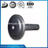 OEM forger le fer forgé à chaud en acier forgé avec l'établissement de processus