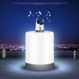TF APP van de Lamp van de Kaart Draagbare Draadloze MiniSpreker Bluetooth met LEIDENE Lichte RGB