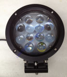 60W 7 '' Round LED Work Light voor Jeep Offroad 4X4 Truck