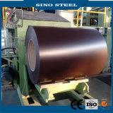 Категория SGCC Prepainted катушки оцинкованной стали с полимерным покрытием