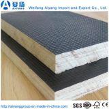 Resistente al agua de color marrón/negro/Antideslizante encofrados contrachapado para la construcción