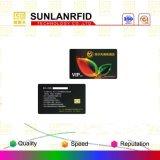 Contatar o cartão com 24c02, do CI microplaqueta 24c01 com listra magnética