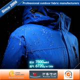Tela respirable impermeable superior de la tela del nilón del 100% para la tienda al aire libre