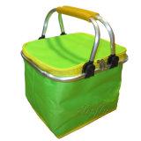 Kleiner Picknick-Kühler-Korb-Anzug für Shopping-Promotion