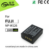 1600mAh de digitale Batterij van de Camera voor Fujifilm np-W126 Npw126