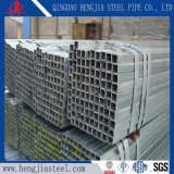 Tubo d'acciaio quadrato Pre-Galvanizzato per la struttura d'acciaio