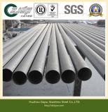 ASTM A213 Tp347h Tube / tuyau en acier inoxydable sans soudure