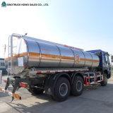 Sinotruck HOWOのブランド6X4の燃料のタンク車容量