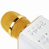 Altavoz Handheld sin hilos de Bluetooth del micrófono del Karaoke del condensador KTV del micrófono Q9